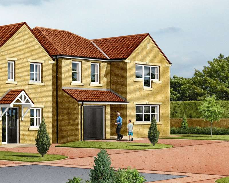 4 Bedrooms Detached House for sale in Plot 6, 'The York', Bellwood Court, Hoyland, Barnsley, S74 0BL
