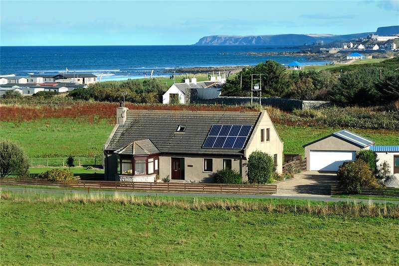 4 Bedrooms Detached House for sale in Burnside, Inverboyndie, Banff, Aberdeenshire, AB45