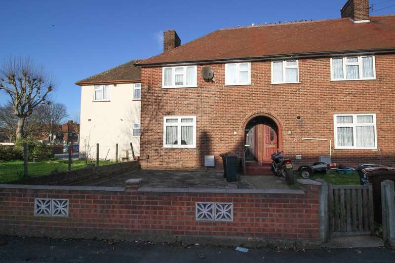 3 Bedrooms End Of Terrace House for sale in Wood Lane, Dagenham, Essex, RM8