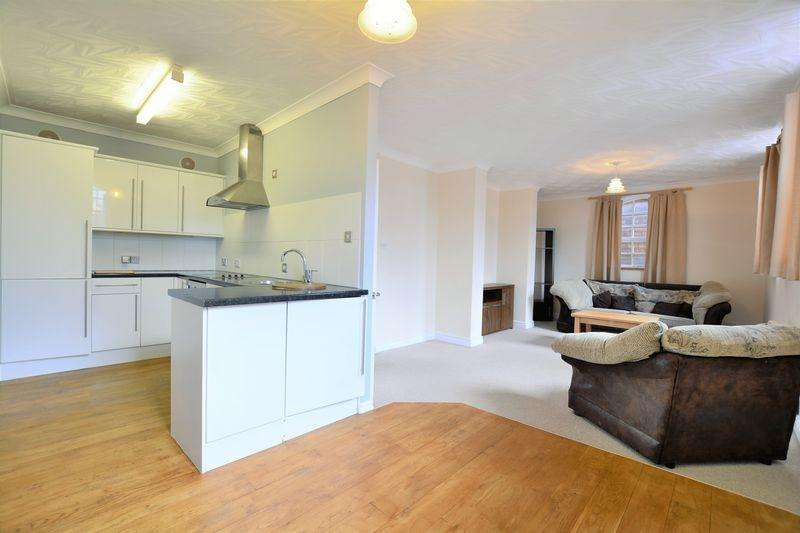 2 Bedrooms Apartment Flat for sale in Vernon Street, Lincoln