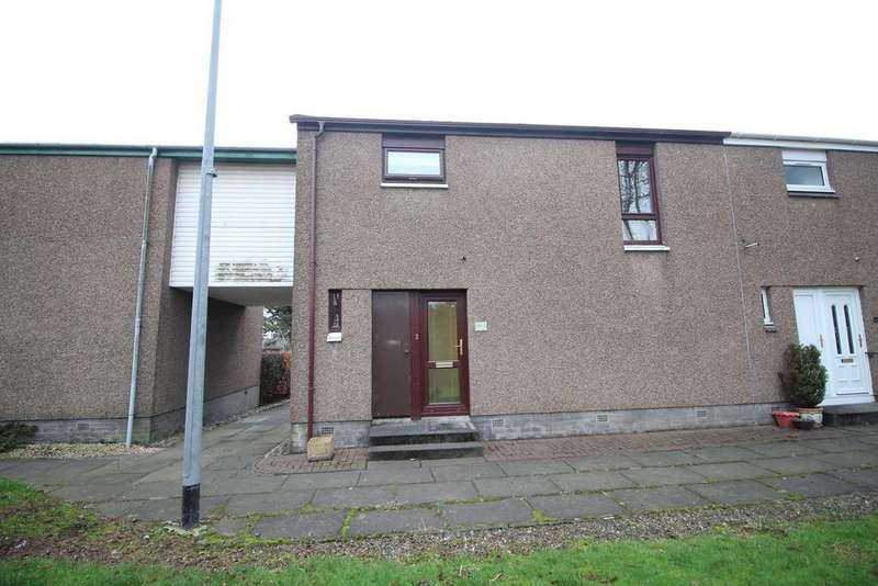 2 Bedrooms Terraced House for sale in Glen Clova Place, Kirkcaldy, Fife, KY2