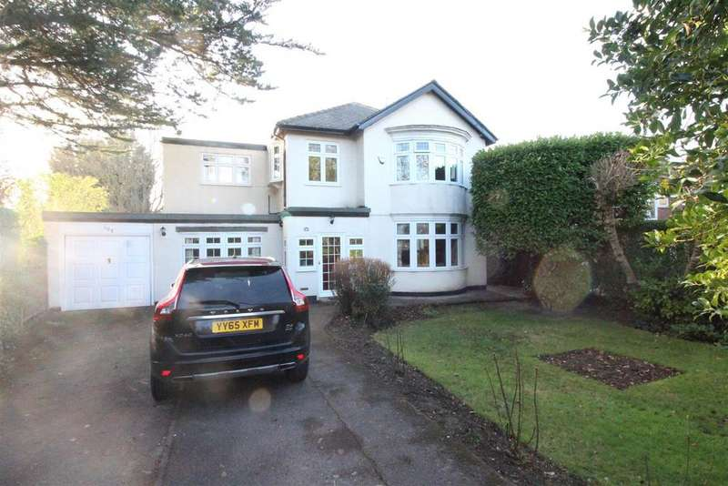 4 Bedrooms Detached House for sale in Newland Park, Hull
