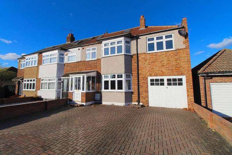 5 Bedrooms House for sale in Acacia Gardens, Upminster