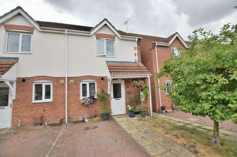 2 Bedrooms End Of Terrace House for sale in Lindum Mews, North Hykeham, Lincoln
