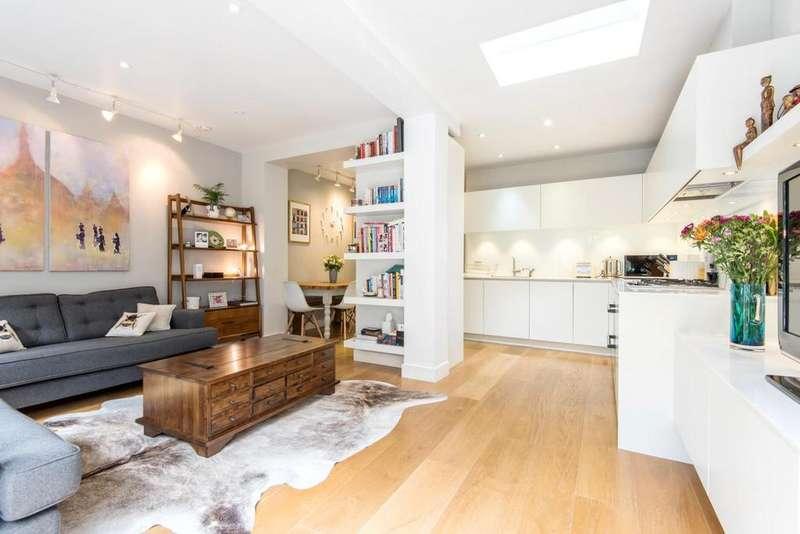 3 Bedrooms Maisonette Flat for sale in Offley Road, Oval