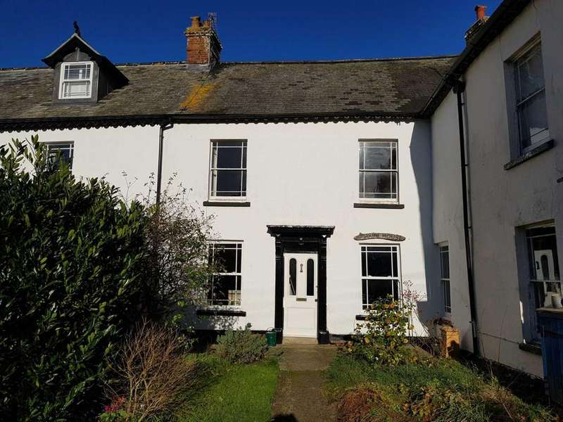 5 Bedrooms Terraced House for sale in Rosemary Lane, Colyton, Devon