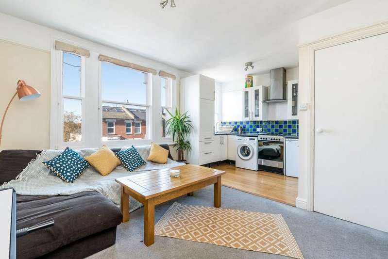 2 Bedrooms Apartment Flat for sale in Herne Hill Road, Herne Hill