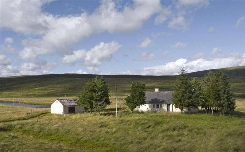 4 Bedrooms Farm House Character Property for sale in Lairg, Highland, IV27