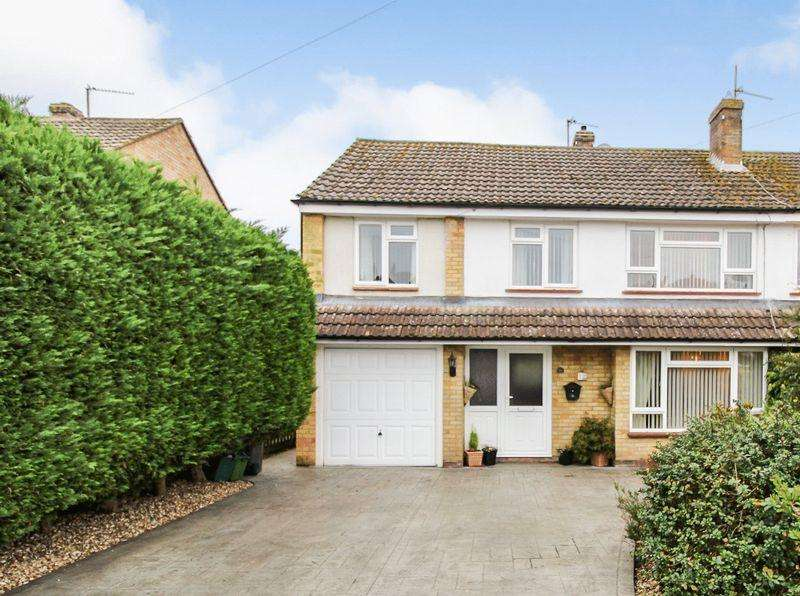 3 Bedrooms Semi Detached House for sale in Northway, Thatcham