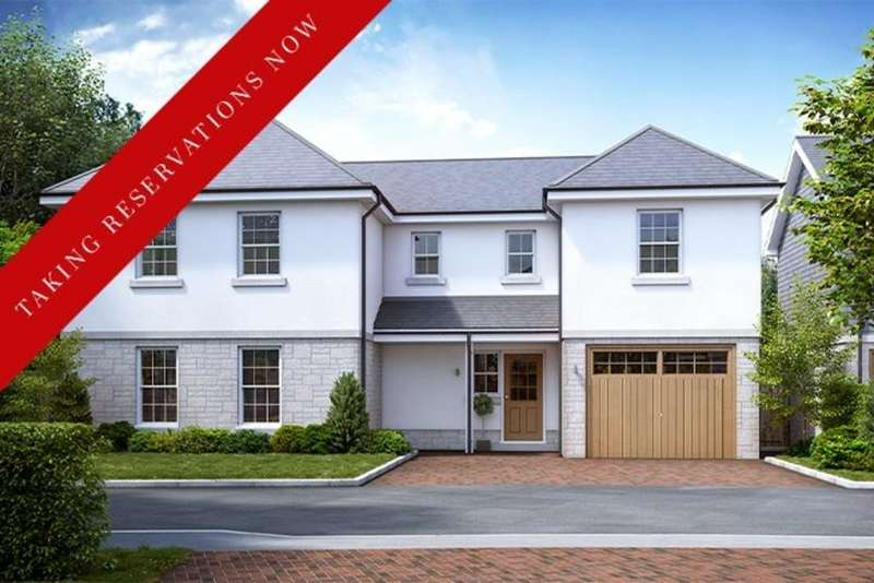 4 Bedrooms Detached House for sale in The Elizabeth, Mayhew Gardens, Plympton