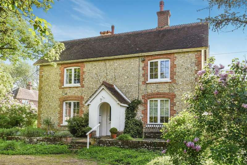 4 Bedrooms House for sale in Church Street, Ropley, Alresford, Hampshire, SO24