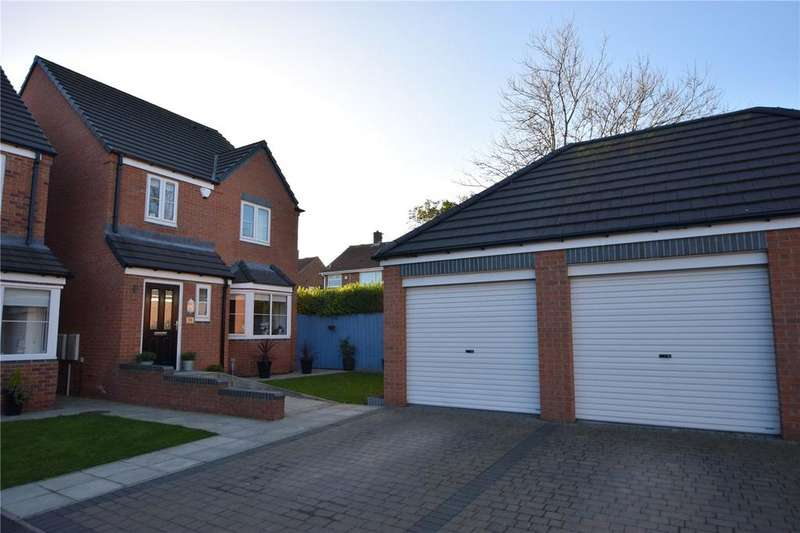 4 Bedrooms Detached House for sale in Trinity Court, Seaham, Co.Durham, SR7