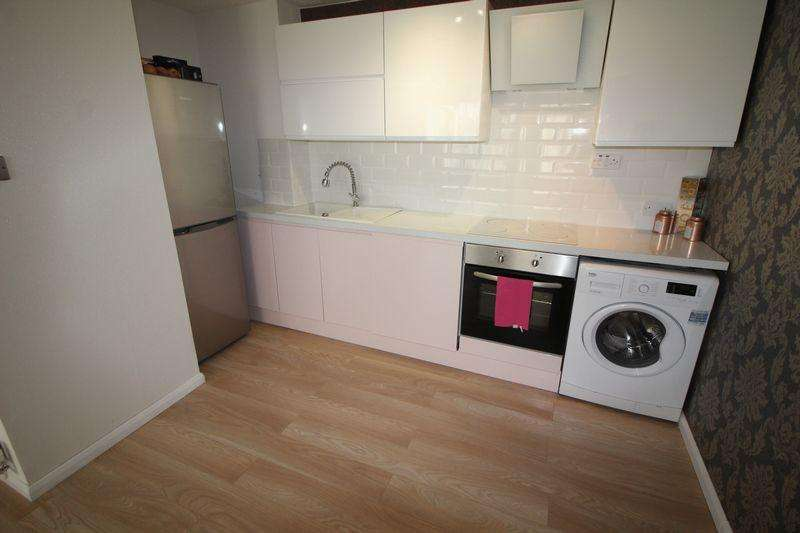 2 Bedrooms Apartment Flat for sale in Atlas Close, Speedwell, Bristol, BS5