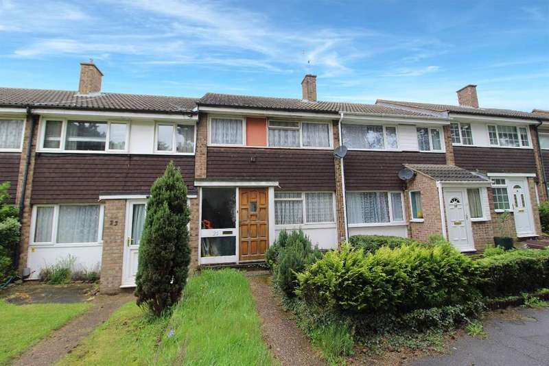 3 Bedrooms Terraced House for sale in Beech Walk, Kempston MK42