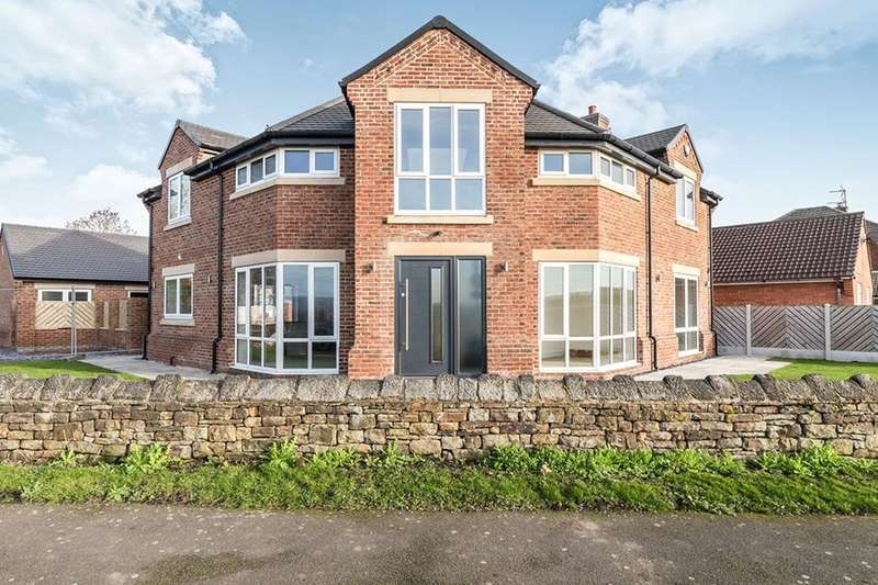 3 Bedrooms Detached House for sale in Church Lane, Temple Normanton, Chesterfield, S42