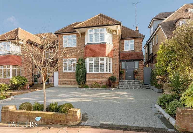 5 Bedrooms Detached House for sale in Ringwood Avenue, Ringwood Estate, East Finchley, London