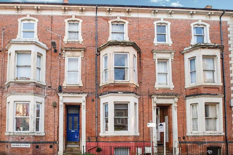 1 Bedroom Flat for sale in Highfield Street, Leicester, LE2