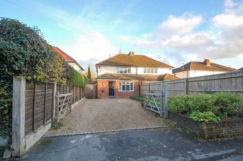 3 Bedrooms Semi Detached House for sale in Rogers Lane, Stoke Poges, SL2
