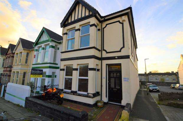 3 Bedrooms End Of Terrace House for sale in Atherton Place, Plymouth, Devon