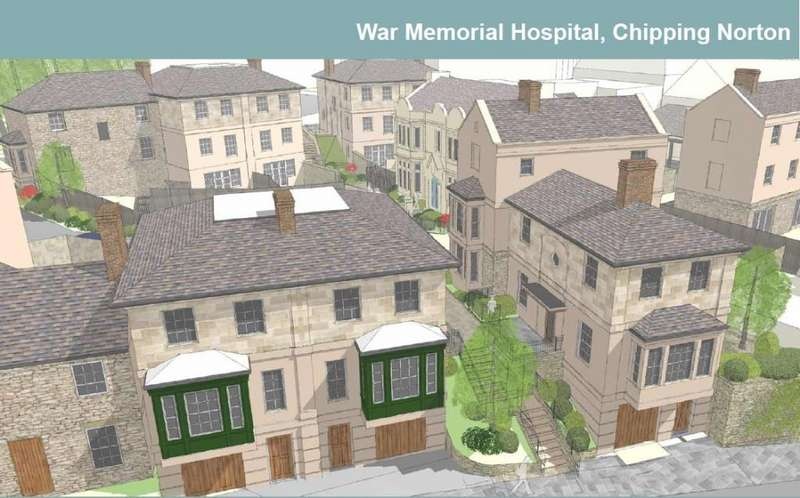 Land Commercial for sale in War Memorial Hospital, Chipping Norton, OX7