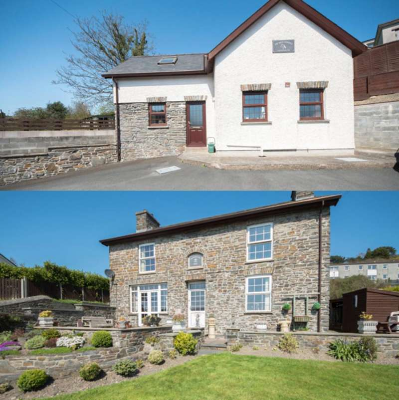 4 Bedrooms Detached House for sale in Pwllhobi, Llanbadarn Fawr