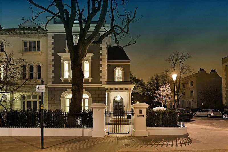 5 Bedrooms Semi Detached House for sale in Elgin Crescent, Notting Hill, London, W11