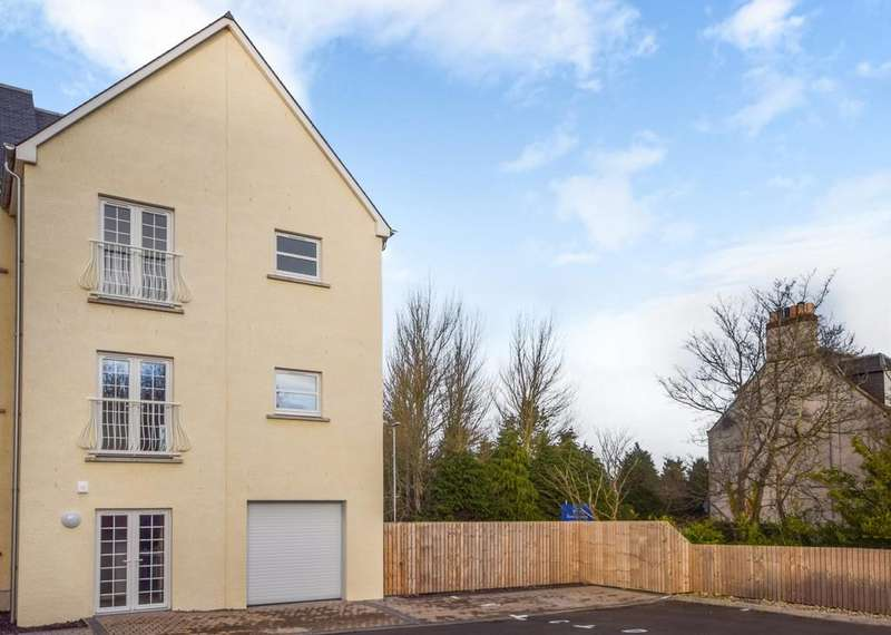 4 Bedrooms Detached House for sale in High Street, Laurencekirk
