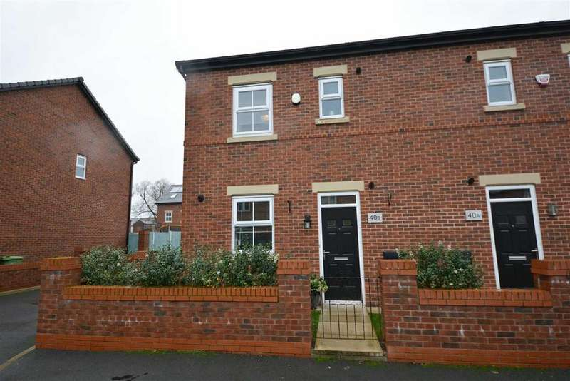 3 Bedrooms Semi Detached House for sale in Park Road, Orrell, Wigan, WN5