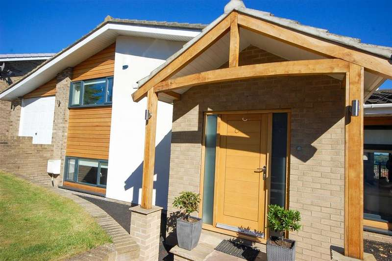 5 Bedrooms Detached House for sale in Alpine Way, Humbledon Hill, Sunderland