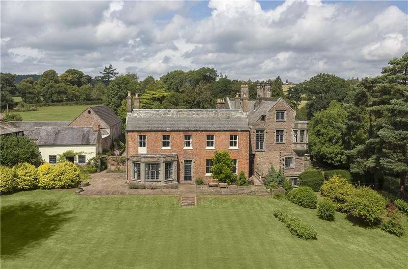 10 Bedrooms Farm House Character Property for sale in Newnham Road, Blakeney, Gloucestershire, GL15