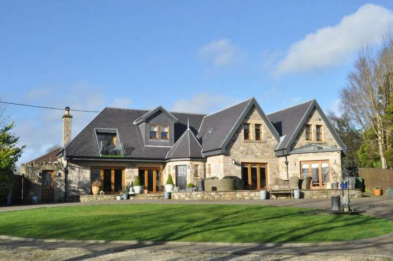 4 Bedrooms Detached House for sale in Glenorchard Road, Balmore, East Dunbartonshire, G64 4AJ