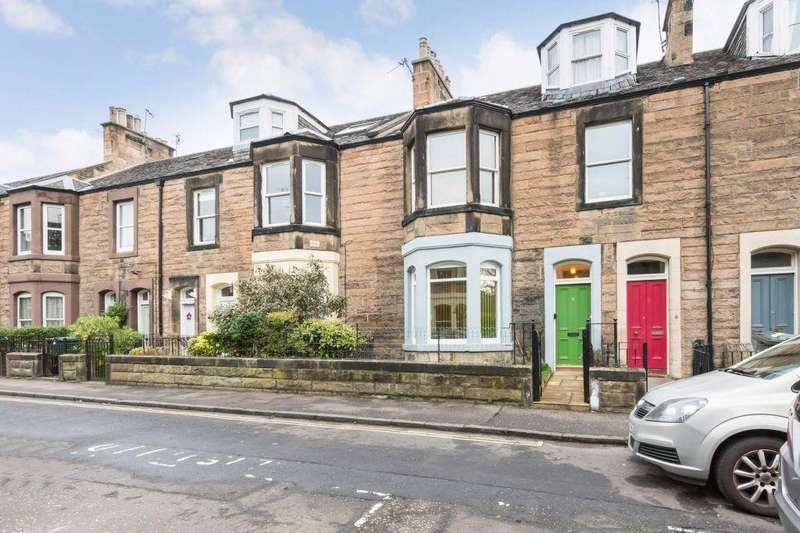 2 Bedrooms Ground Flat for sale in 4 Briarbank Terrace, Edinburgh, EH11 1ST
