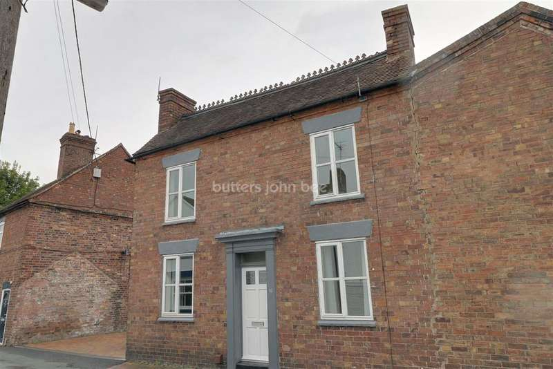 3 Bedrooms Cottage House for sale in Broseley