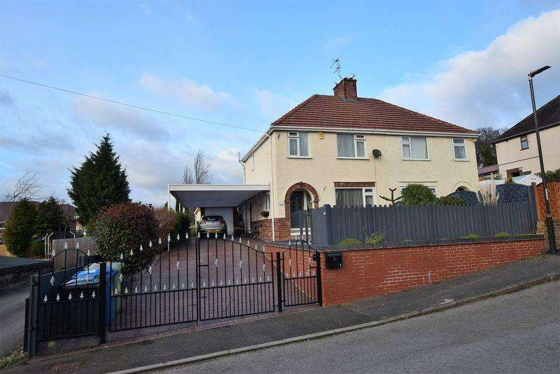 3 Bedrooms Semi Detached House for sale in Chesterfield Road, Brimington