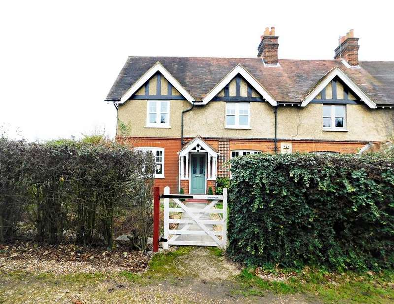 5 Bedrooms Semi Detached House for sale in Home Farm Cottages, Ponsbourne Park