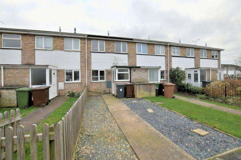 2 Bedrooms Terraced House for sale in Lisburn Close, Brant Road, Lincoln