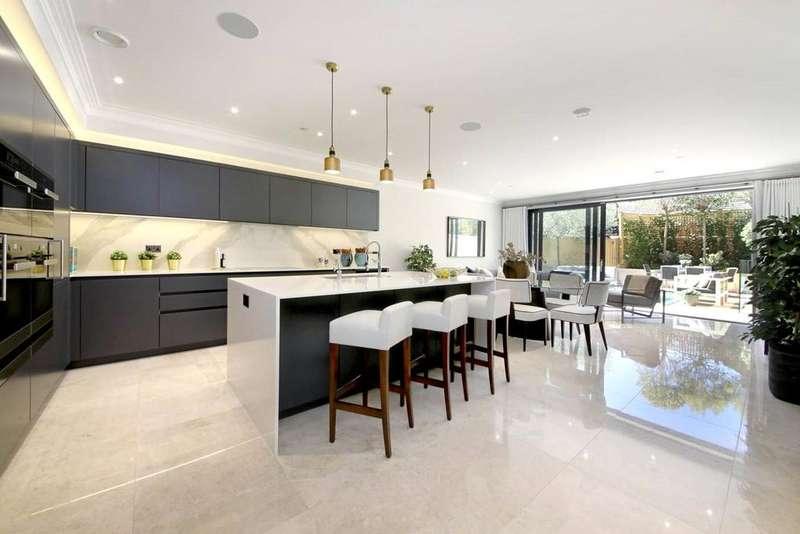 5 Bedrooms Terraced House for sale in Bishops Row, 147 Stevenage Road, Fulham, London