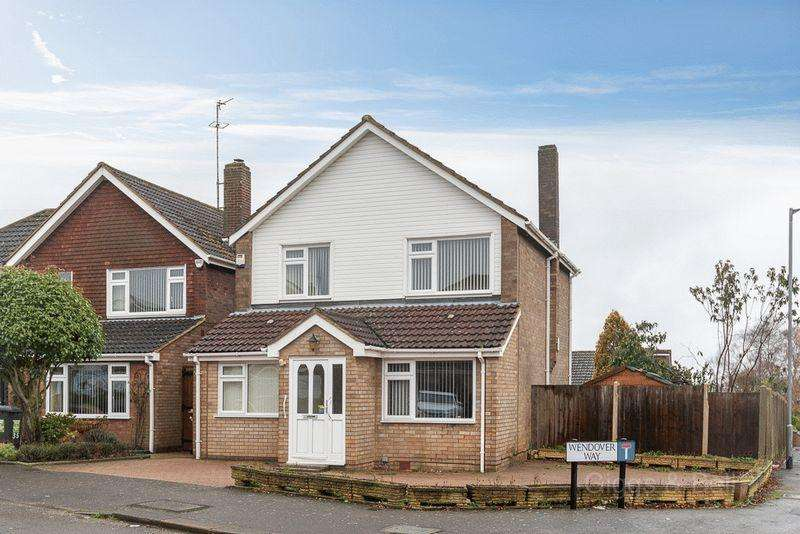 4 Bedrooms Detached House for sale in Felstead Way, Luton, 4 Bedroom!!