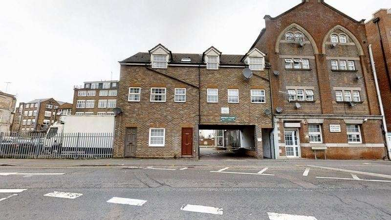 1 Bedroom Apartment Flat for sale in John Street, Luton, Bedfordshire, LU1 2JE