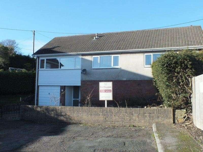 3 Bedrooms Property for sale in Clydach Street, Brynmawr, Ebbw Vale, Blaenau Gwent, NP23 4RL