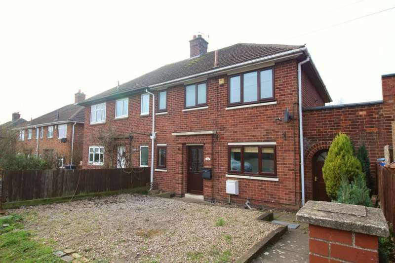 3 Bedrooms Semi Detached House for sale in Earl Street, Earl Shilton, Leicester, LE9