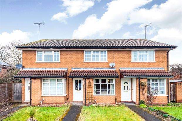 2 Bedrooms Terraced House for sale in Burwell Close, Lower Earley, Reading