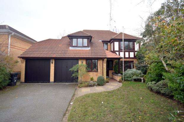 4 Bedrooms Detached House for sale in Spruce Avenue, Loughborough, Leicestershire