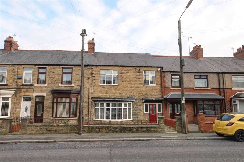 3 Bedrooms Terraced House for sale in Staindrop Road, West Auckland, Bishop Auckland, DL14