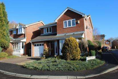 4 Bedrooms Detached House for sale in Campion Drive, Bradley Stoke, Bristol, South Gloucestershire