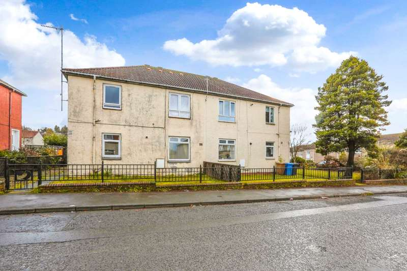 2 Bedrooms Flat for sale in Mains Road, Beith, KA15