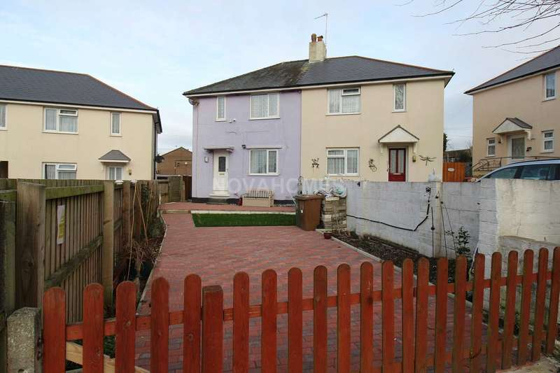 3 Bedrooms Semi Detached House for sale in Modern Semi Detached, Driveway parking, North Prospect