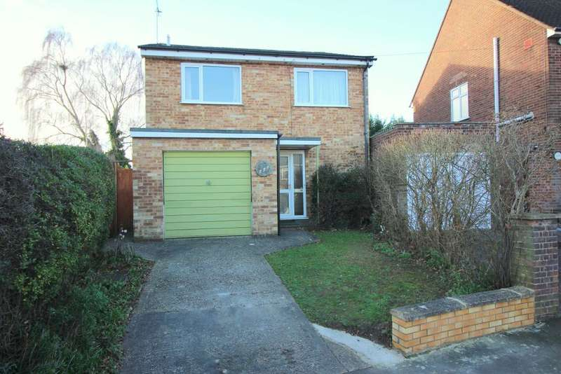 3 Bedrooms Detached House for sale in Rosslyn Crescent, Luton, Bedfordshire, LU3 2AT