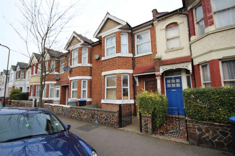 3 Bedrooms House for sale in Crouch Road, London NW10 8HR
