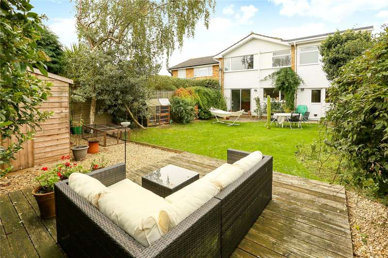 4 Bedrooms Detached House for sale in Downs Close, Alveston, Bristol, Gloucestershire, BS35